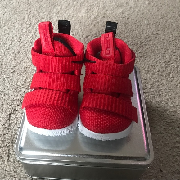 the latest 9fdc3 048d9 Infant Nike Lebron Soldier 11. M 5a733a865521bee3e745ecef
